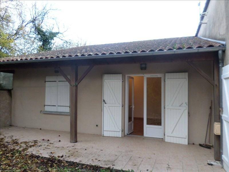 Vente maison / villa Persac 80000€ - Photo 1