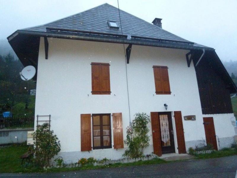 Location maison / villa Saint-pierre-de-chartreuse 550€ CC - Photo 1