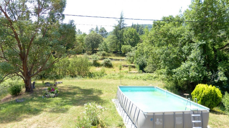 Vente maison / villa Branoux les taillades 163000€ - Photo 2