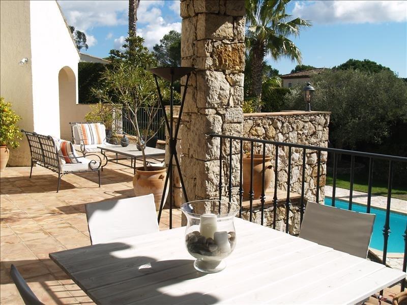 Vente de prestige maison / villa St raphael 1350000€ - Photo 1