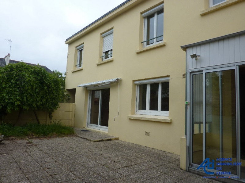 Vente maison / villa Pontivy 98000€ - Photo 9