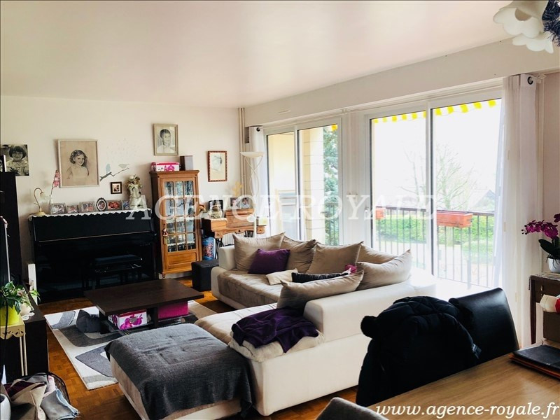Vente appartement Chambourcy 367 000€ - Photo 2