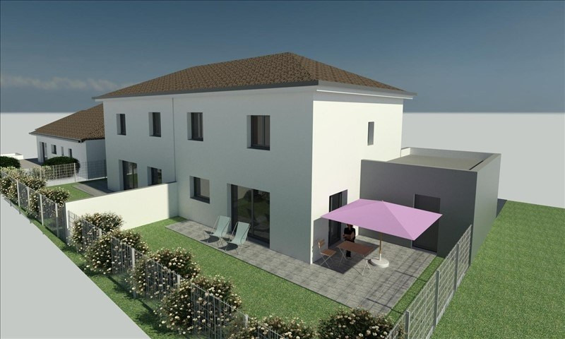 Sale house / villa Meysse 210000€ - Picture 2
