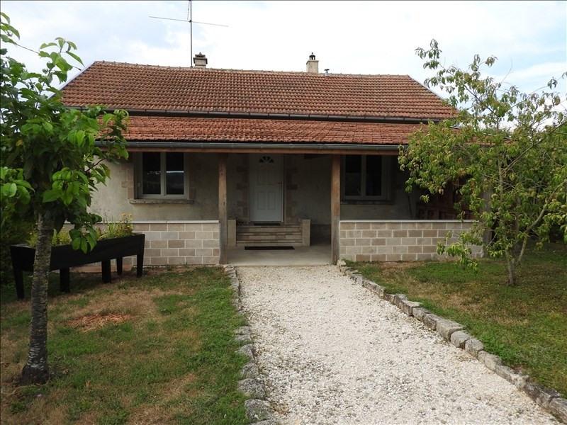 Vente maison / villa A 9 km de chatillon s/s 73000€ - Photo 1