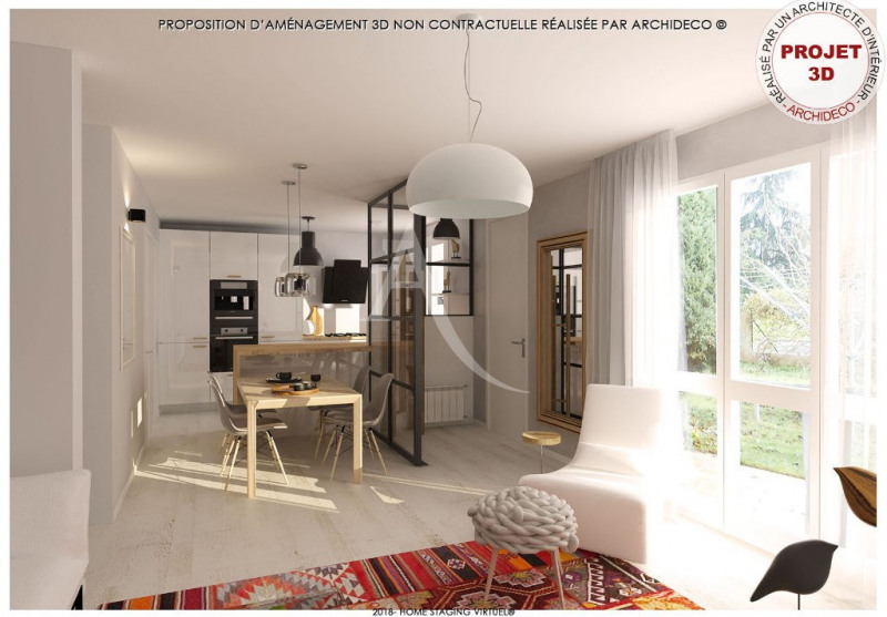 Vente maison / villa Colomiers 220000€ - Photo 1