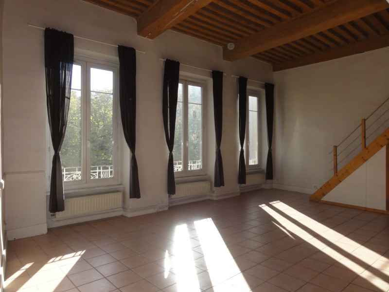 Sale apartment Lyon 4ème 327 600€ - Picture 3