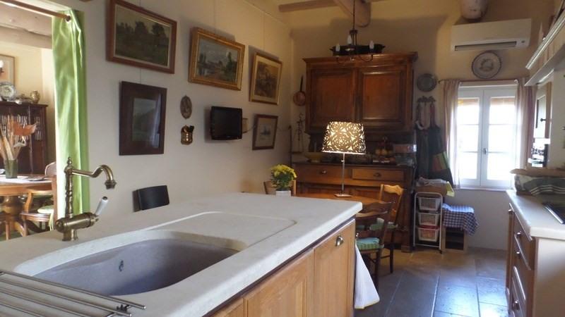Vente maison / villa Suze-la-rousse 418000€ - Photo 4