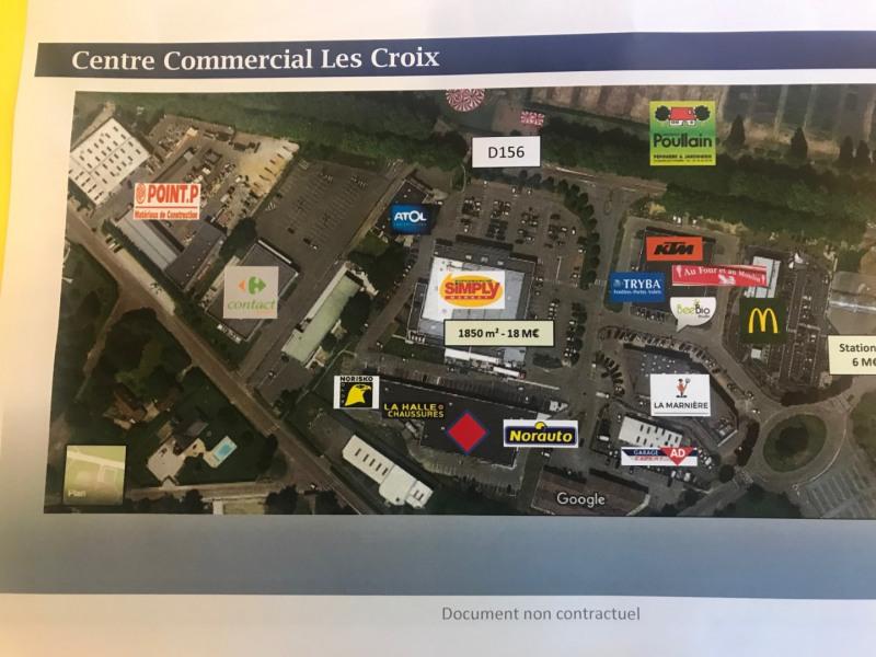 Rental shop Méré 8330€ HC - Picture 3