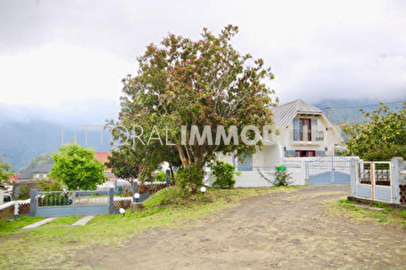 Produit d'investissement maison / villa Cilaos 318000€ - Photo 1