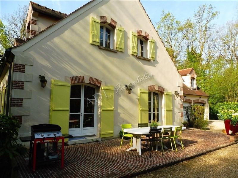 Deluxe sale house / villa Gouvieux 1248000€ - Picture 9