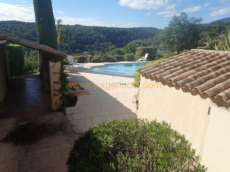 Viager maison / villa Vence 265000€ - Photo 22