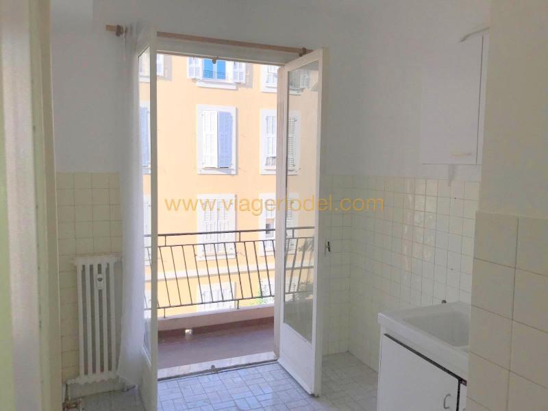 Vendita nell' vitalizio di vita appartamento Nice 30000€ - Fotografia 3