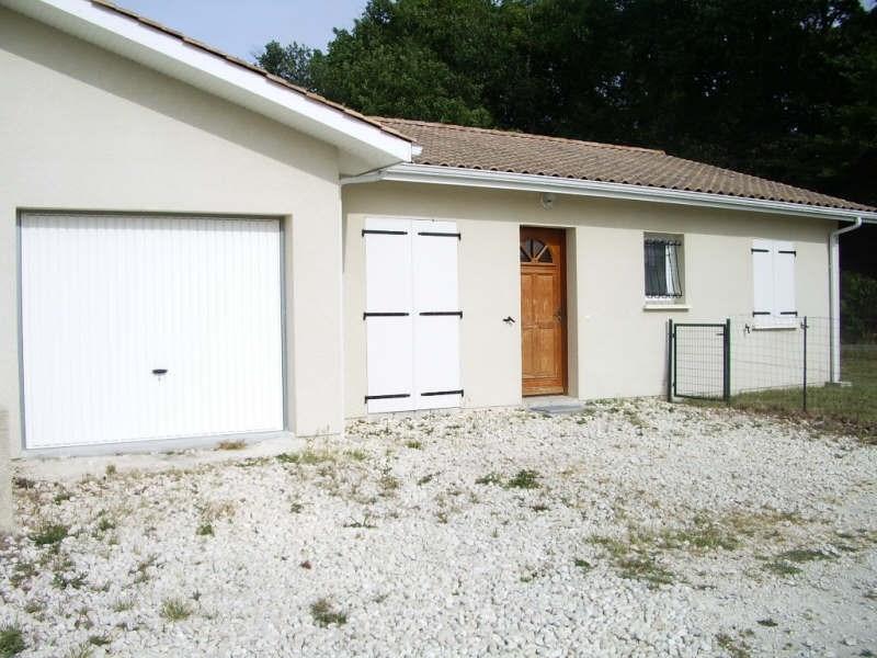 Location maison / villa St andre de cubzac 818€ CC - Photo 1
