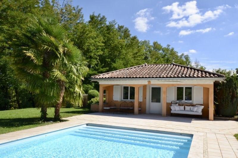 Vente de prestige maison / villa Villette d anthon 1120000€ - Photo 3