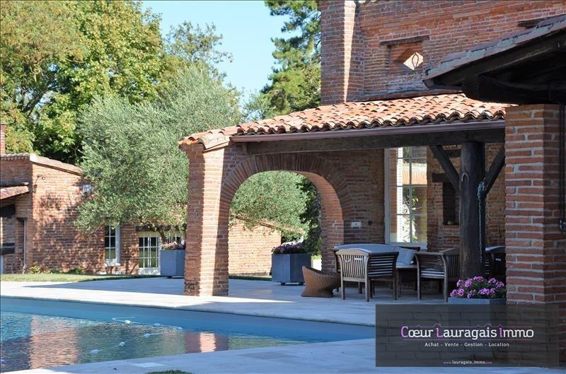 Deluxe sale house / villa Bourg st bernard 795000€ - Picture 1