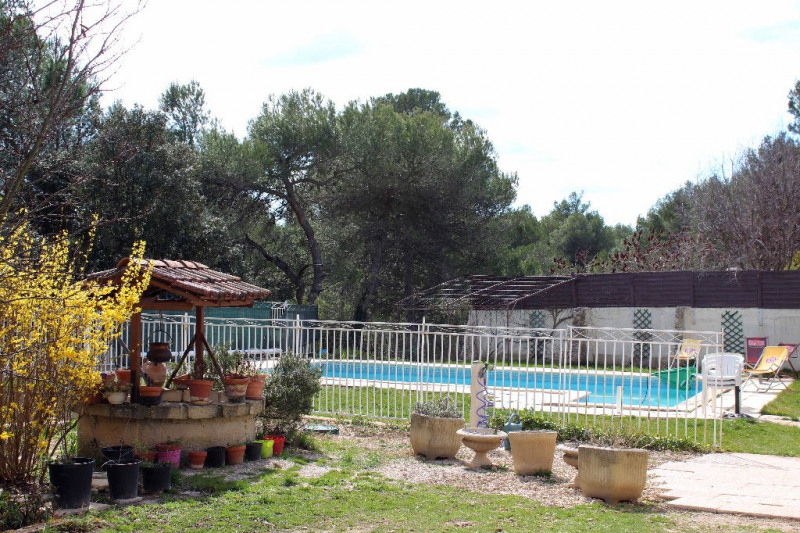 Vacation rental house / villa Rognes  - Picture 3
