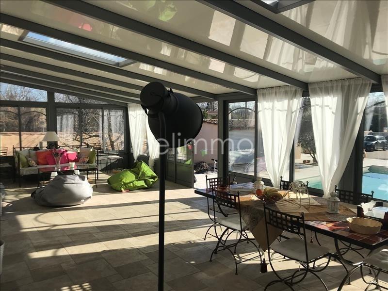 Deluxe sale house / villa La barben 575000€ - Picture 6