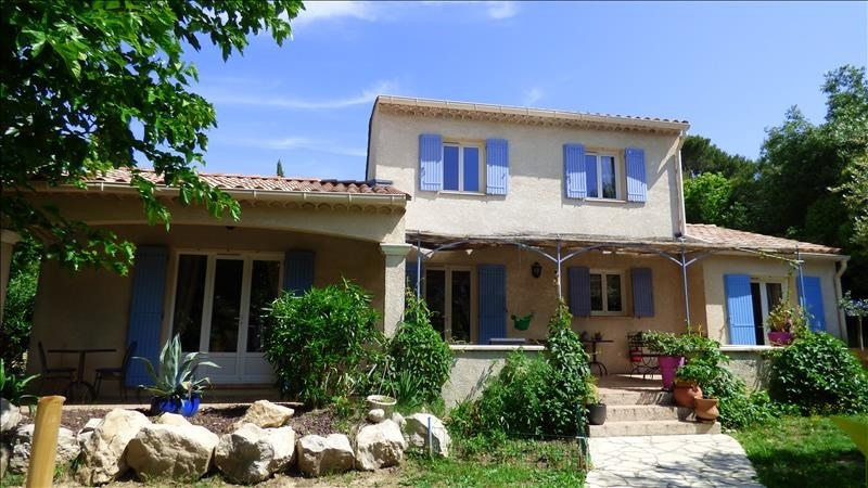 Vente maison / villa Carpentras 315 000€ - Photo 9