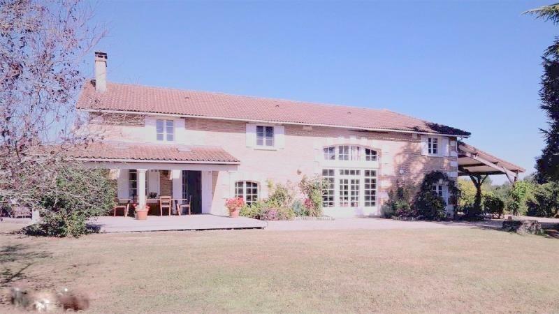 Vente maison / villa St andre de cubzac 509000€ - Photo 1