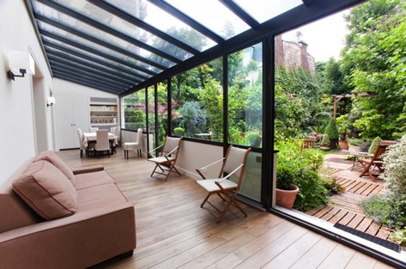 Vente de prestige appartement Paris 18ème 1300000€ - Photo 3