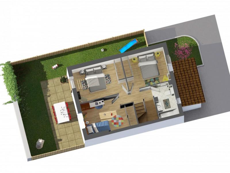Vente maison / villa Lyon 8ème 380000€ - Photo 4