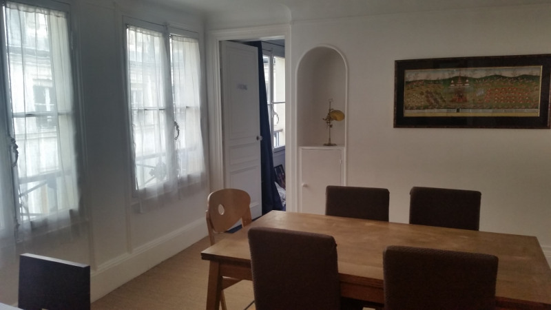 Rental apartment Paris 9ème 2 641€ CC - Picture 5