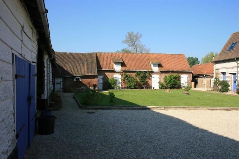 Vente maison / villa Campagne de aire sur la lys 218400€ - Photo 2