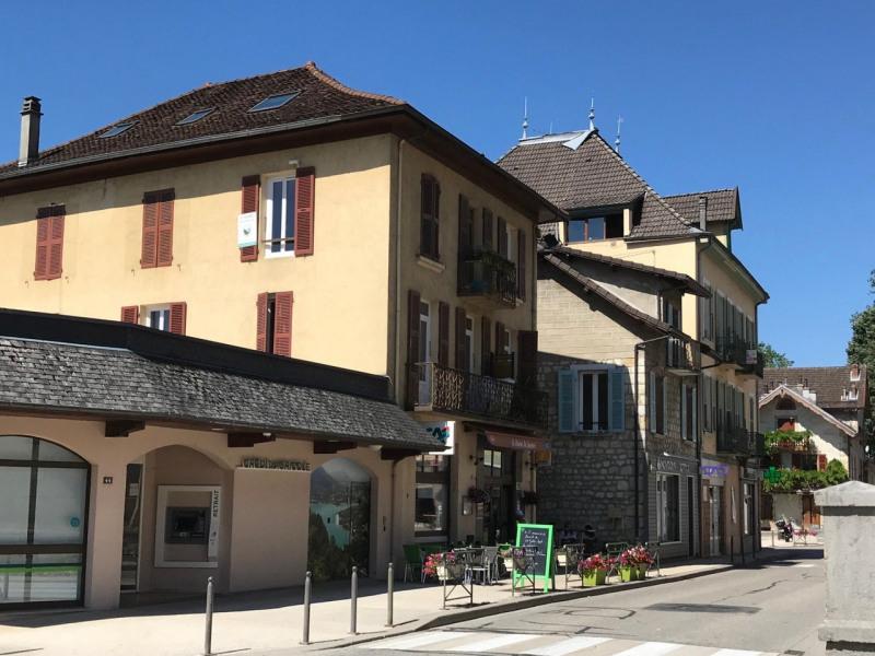Un appartement en duplex en centre bourg