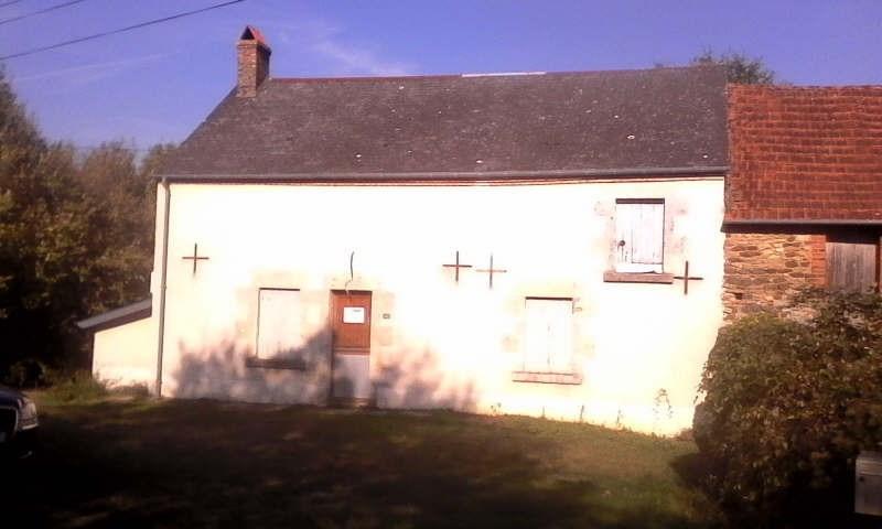 Vente maison / villa Neuvy deux clochers 68000€ - Photo 4
