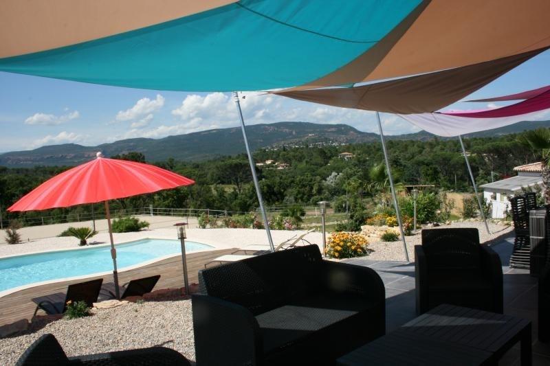 Verkauf von luxusobjekt haus Roquebrune sur argens 950000€ - Fotografie 10