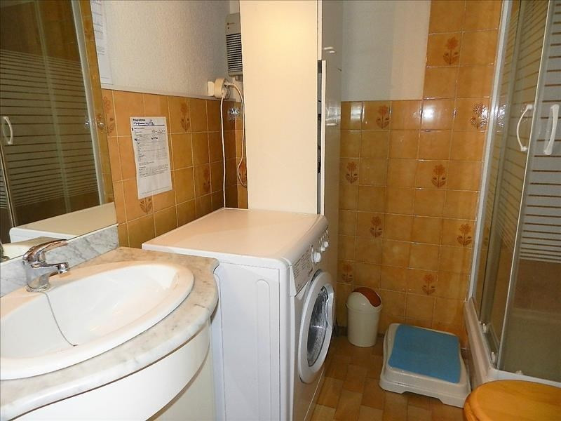 Rental apartment La grande motte 500€ CC - Picture 5