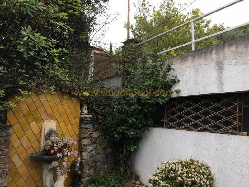 Vendita nell' vitalizio di vita casa Bormes-les-mimosas 150000€ - Fotografia 7