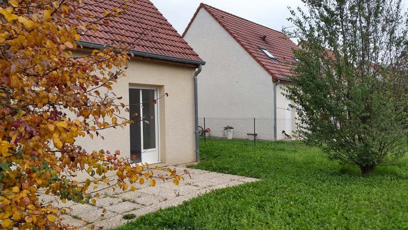 Location maison / villa Genlis 830€ CC - Photo 1