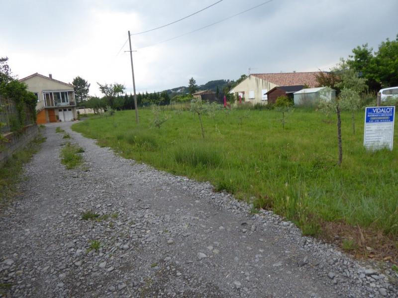Vente terrain Ucel 35000€ - Photo 2