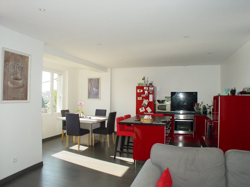 Sale apartment Le chambon sur lignon 118 000€ - Picture 1