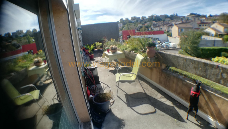 Viager appartement Toulouse 52500€ - Photo 1