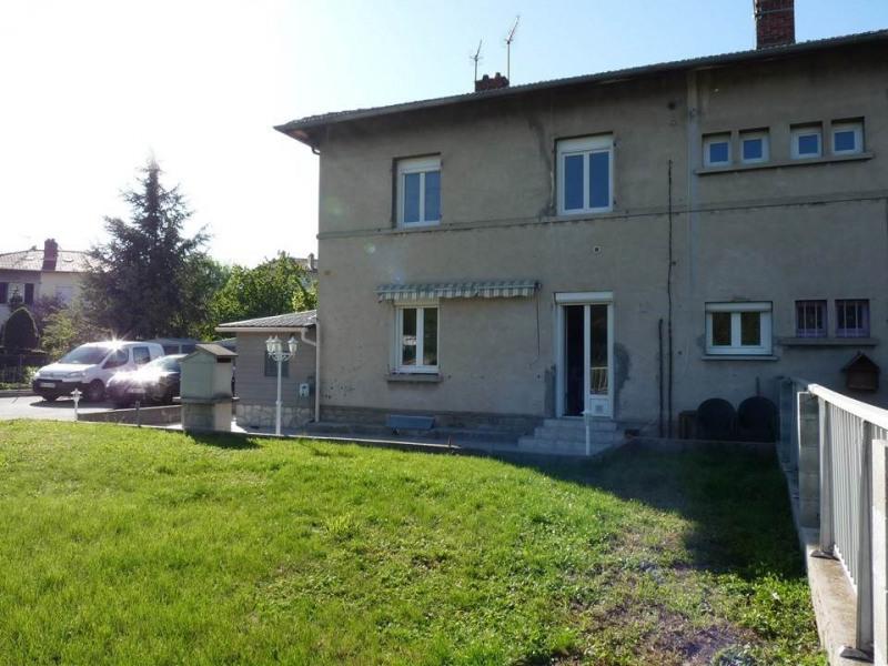 Revenda casa Roche-la-moliere 142000€ - Fotografia 1