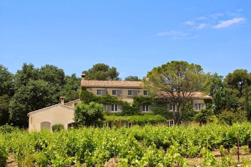 Venta de prestigio  casa Vernegues 1320000€ - Fotografía 4