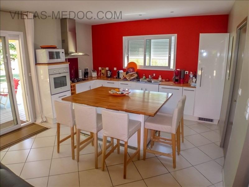 Sale house / villa Queyrac 242000€ - Picture 6