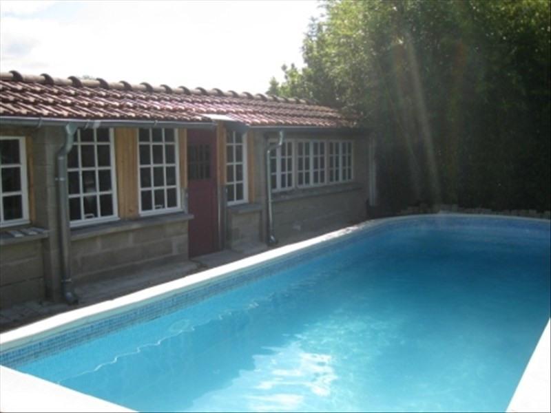 Sale house / villa Fontenay st pere 420000€ - Picture 8