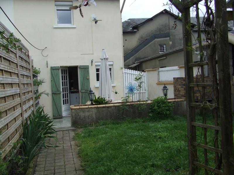 Vente maison / villa Le houlme 136000€ - Photo 1