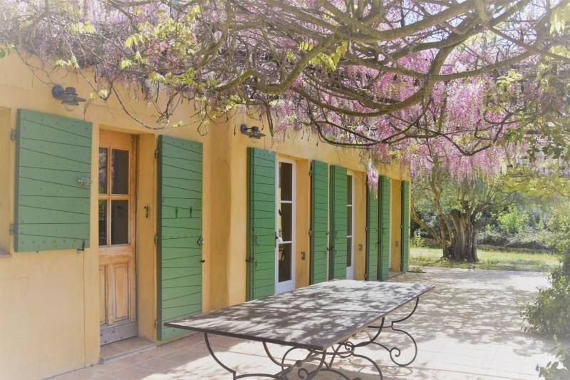 Sale house / villa Eguilles 1100000€ - Picture 2