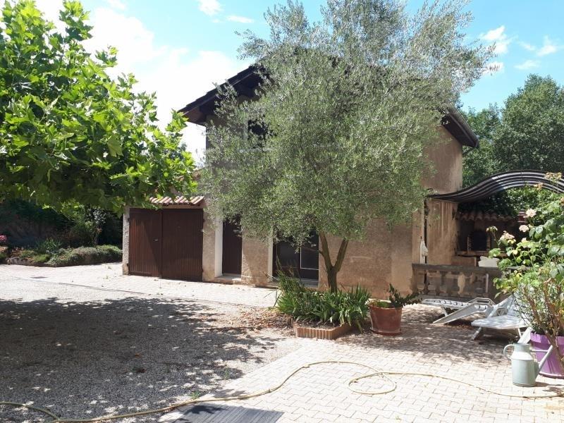 Vente maison / villa Reventin vaugris 400000€ - Photo 3