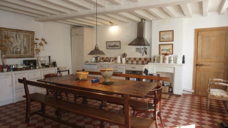 Revenda residencial de prestígio casa Breval 650000€ - Fotografia 7