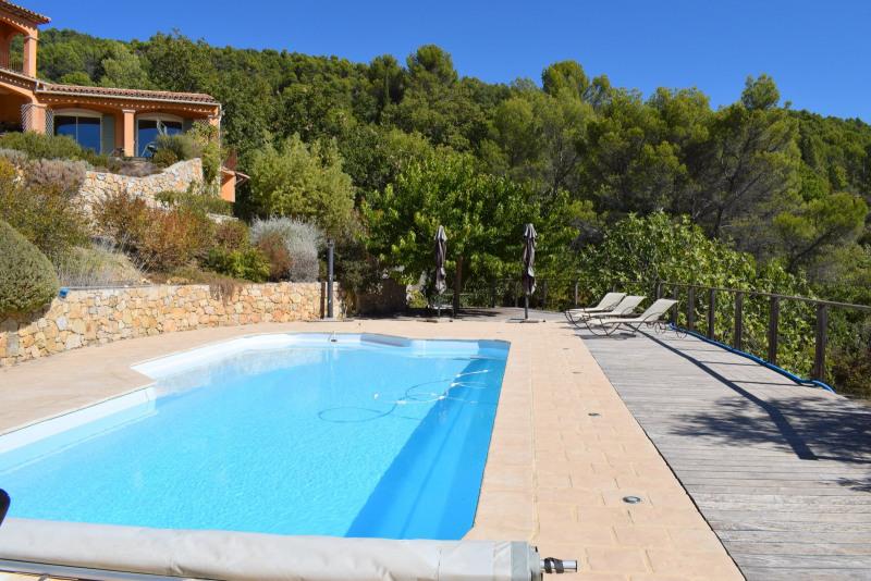Revenda residencial de prestígio casa Seillans 750000€ - Fotografia 6
