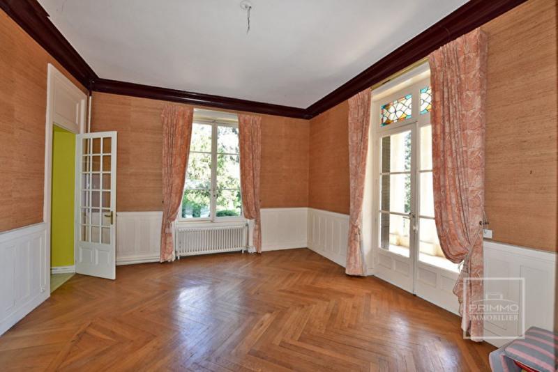 Vente de prestige maison / villa Saint cyr au mont d'or 1547000€ - Photo 11