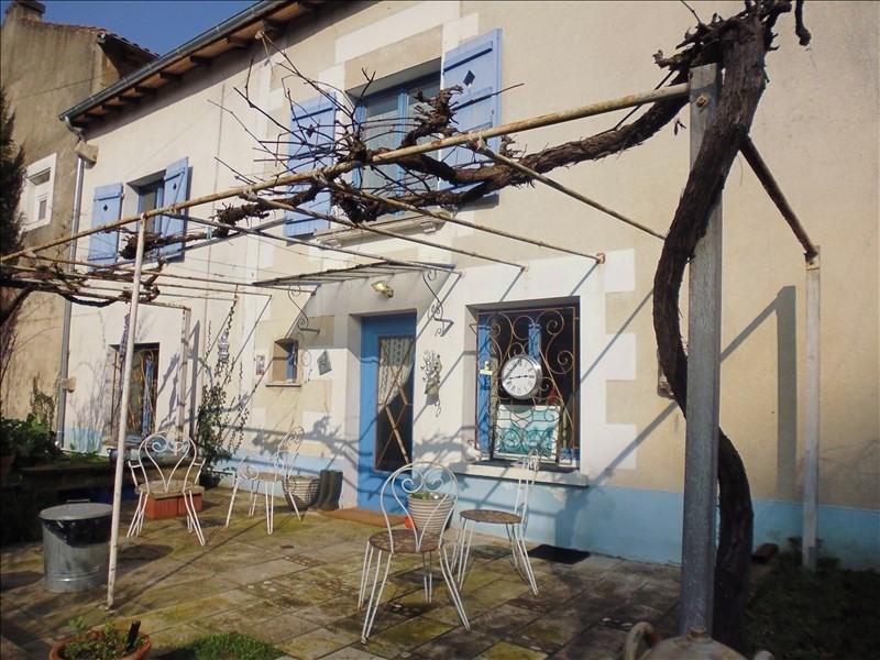 Vente maison / villa Poitiers 253200€ - Photo 2