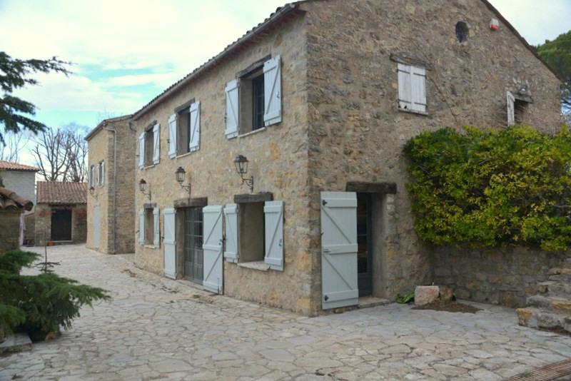 Verkauf von luxusobjekt haus Montauroux 995000€ - Fotografie 1