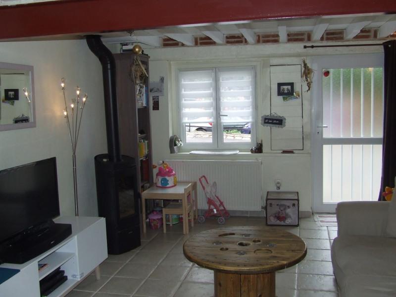 Vente maison / villa Les authieux sur le port saint ouen 123000€ - Photo 5