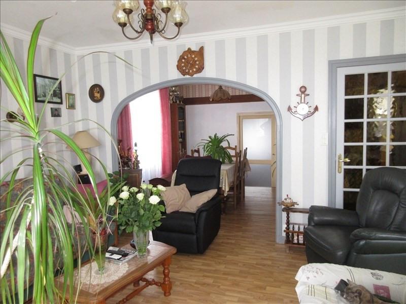 Sale house / villa Pont-croix 151670€ - Picture 4